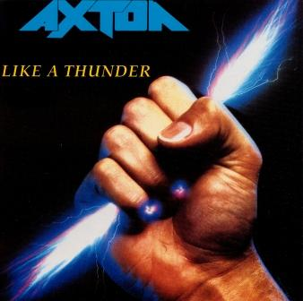 Like A Thunder front cover